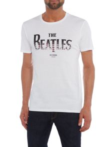 Ben Sherman The beatles gingham t-shirt