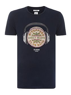 The beatles sgt. peppers t-shirt