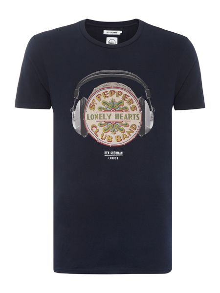 Ben Sherman The beatles sgt. peppers t-shirt