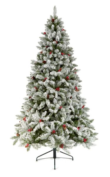 Linea 5.5ft St Moritz Frosted Tree