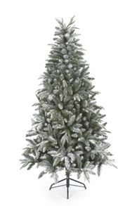 Linea 8ft Flocked Whistler Tree