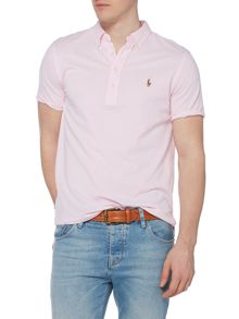 Polo Ralph Lauren Custom-Fit Oxford Pique Polo