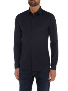 G-Star Core Regular Fit Long Sleeve Poplin Shirt