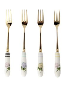Ted Baker Rosie Lee Set of 4 Pastry Forks