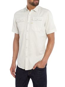 G-Star Landoh Regular Fit Short Sleeve Shirt