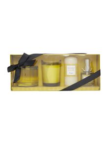 Linea Lemongrass & Ginger Luxury Gift Set