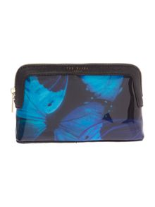 Ted Baker Ceeloe multicolour small makeup bag