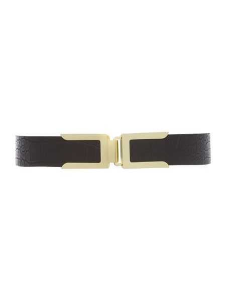 Linea Linea metal detail waist belt