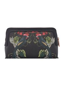Ted Baker Arleen multicolour small makeup bag