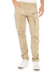 G-Star Rovic Tapered Fit 3D Zip Pocket Cargo Pants
