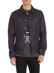 G-Star 3301 Slim Fit Deconstructed 3D Denim Jacket