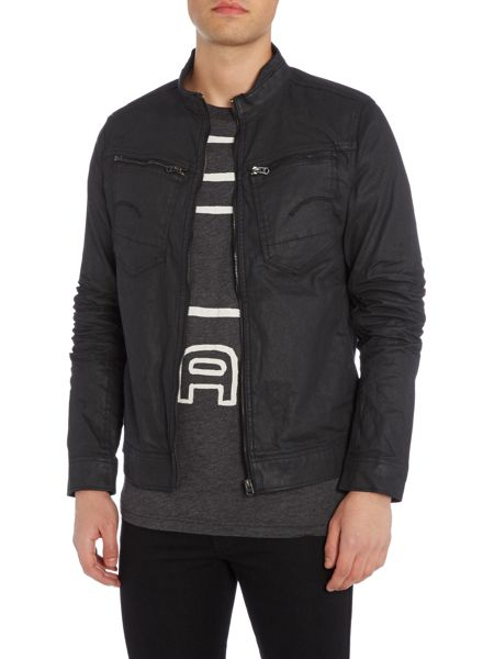 G-Star Arc Slim Fit Deconstructed 3D Zip Through Jacket