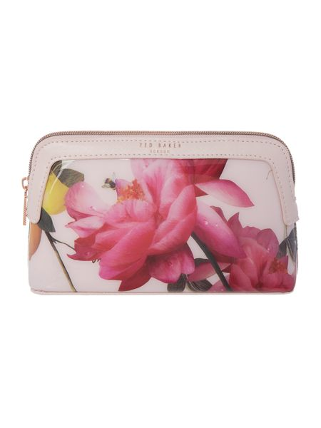 Ted Baker Thao pink small cosmetic bag