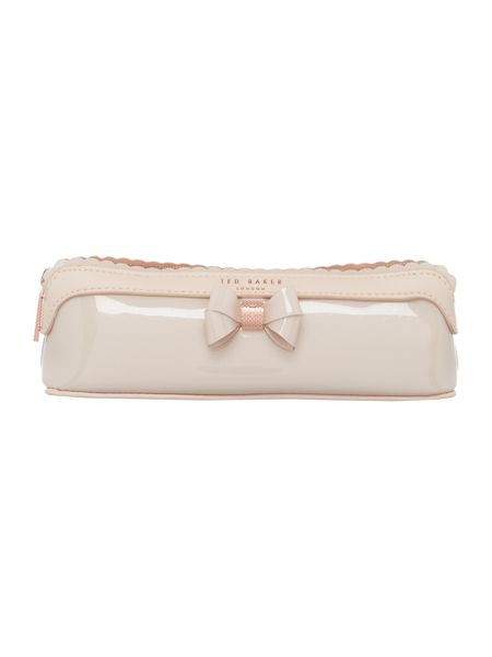 Ted Baker Doreen pink pencil case