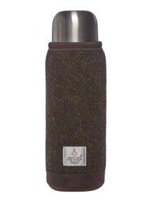 Howick Harris Tweed Travel Flask