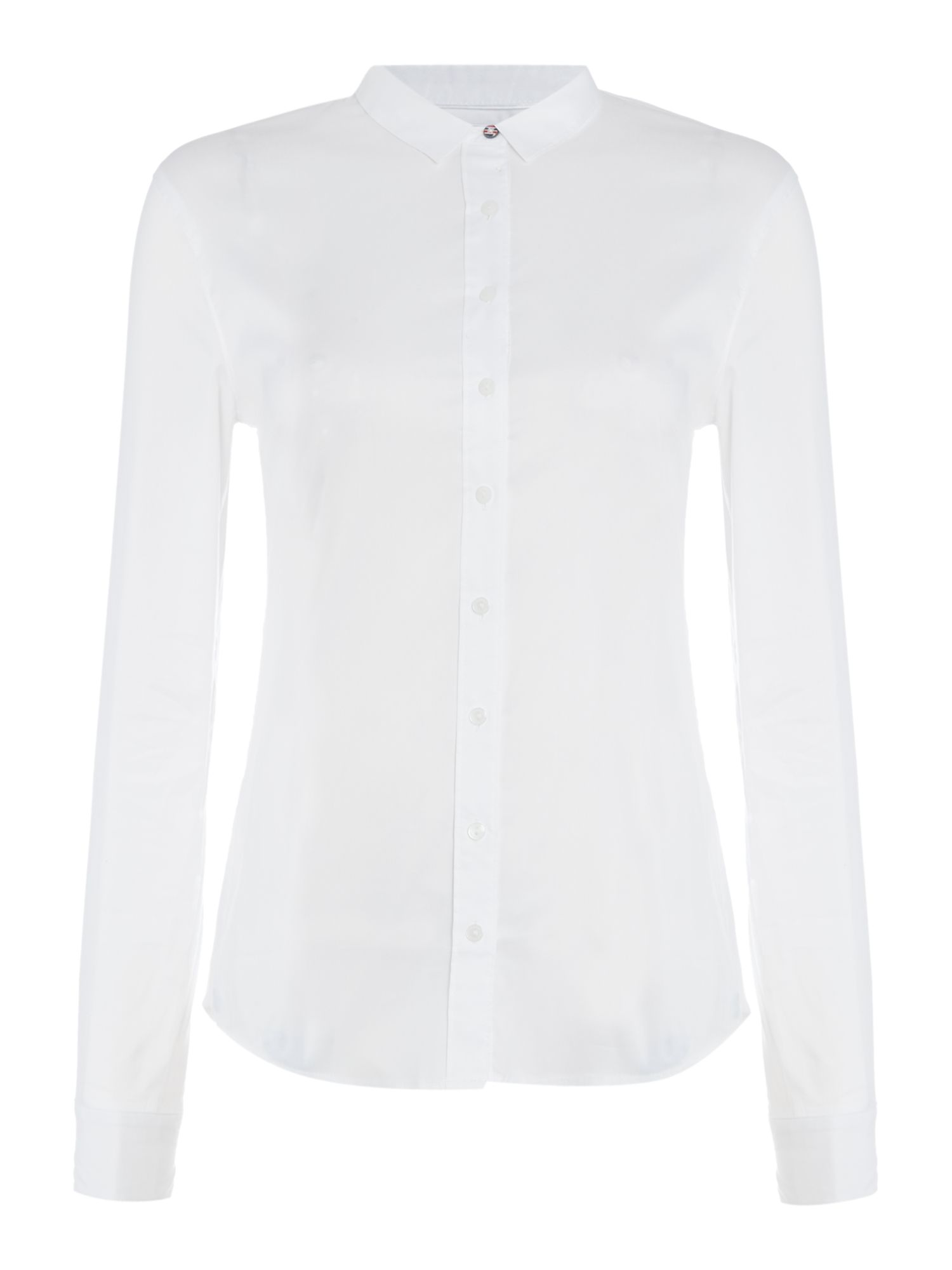 Tommy Hilfiger Amy Stretch Shirt, White
