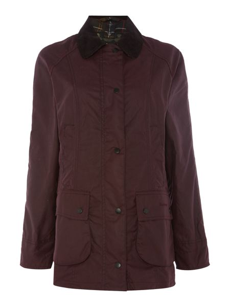 Barbour Beadnell waxed jacket