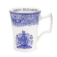 Spode Queen Elizabeth II`s 90th Birthday Mug