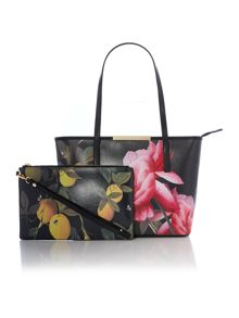 Ted Baker Janelle multicolour medium tote bag