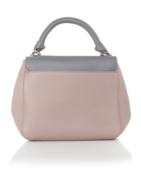 Ted Baker Chantel taupe wing tote bag