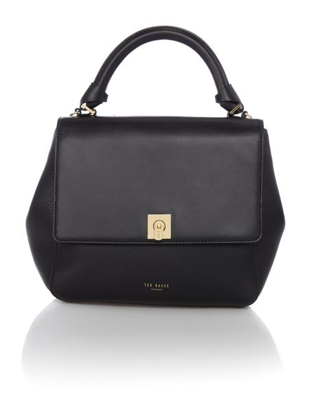 Ted Baker Chantel black wing tote bag