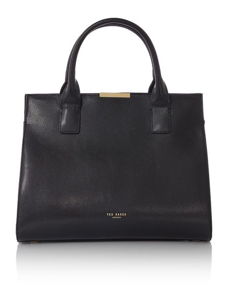 Ted Baker Laurena black tote bag