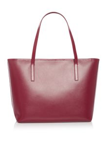 Ted Baker Jailee purple large tote bag