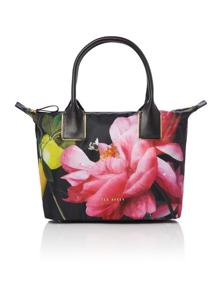 Ted Baker Kaila pink tote bag