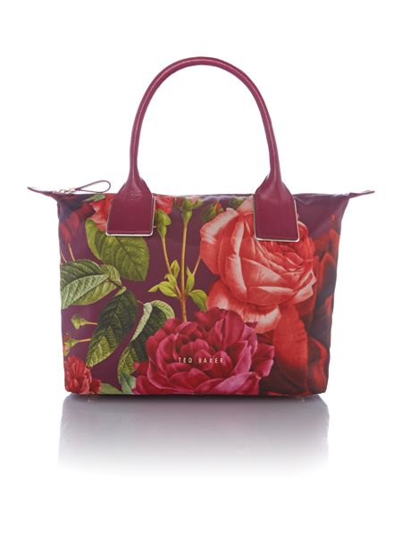 Ted Baker Evia multicolour tote bag