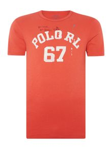 Polo Ralph Lauren Logo Crew Neck T-Shirt