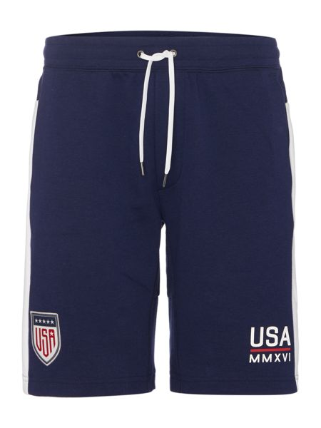 Polo Ralph Lauren Countries Of The World USA Shorts
