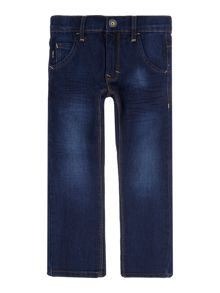 name it Boys Slim Denim Trousers