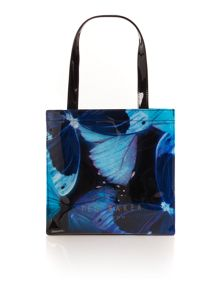 Ted Baker Avicon black small tote bag