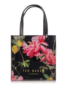 Ted Baker Izzicon black small tote bag