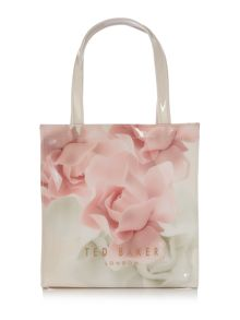 Ted Baker Kitacon light pink small tote bag