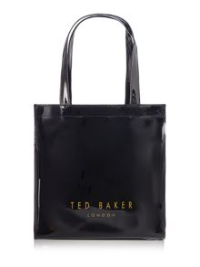 Ted Baker Minacon black small tote bag