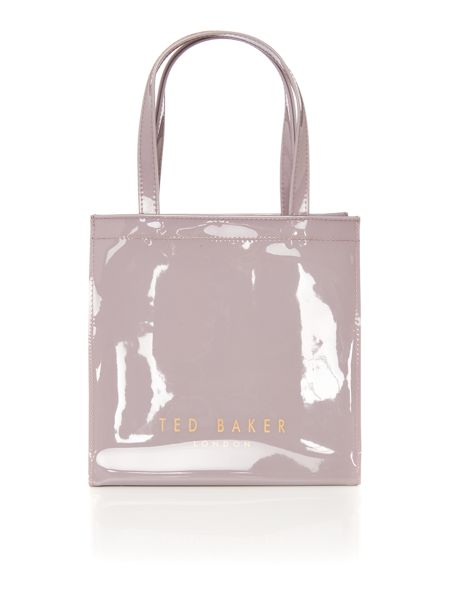 Ted Baker Minacon grey small tote bag