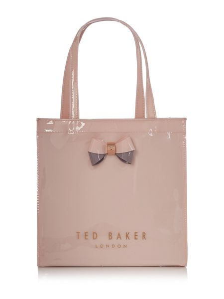 Ted Baker Minacon pink small tote bag