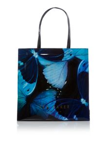 Ted Baker Karicon black large tote bag