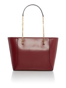 Ted Baker Jalie red bow tote bag
