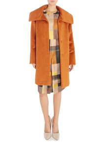 Max Mara Gregory alpaca collared coat