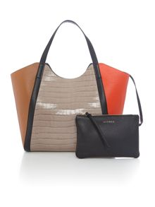 Coccinelle Perine Luxe multi coloured tote bag