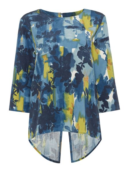 BRAINTREE Renberg Printed Top