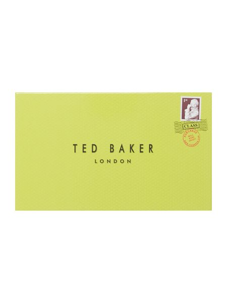 Ted Baker Emerize taupe bow flapover purse