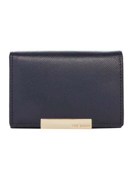 Ted Baker Marged black small ziparound purse