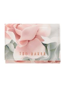 Ted Baker Teena multicolour small flapover purse