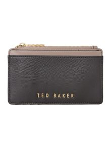 Ted Baker Kinnble black coin purse