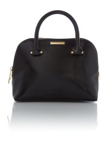 Ted Baker Kalene black dome crossbody bag