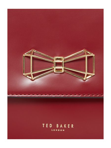 Ted Baker Gerri red lady bag