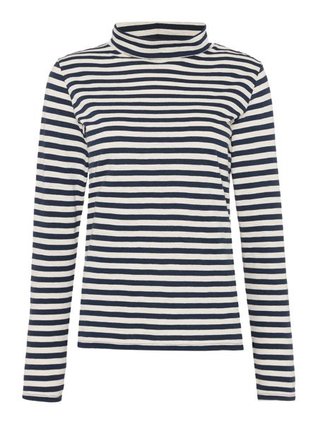 BRAINTREE Ancher Roll Neck Top